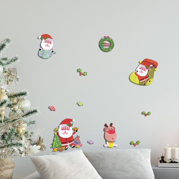 3 levels - Merry Christmas