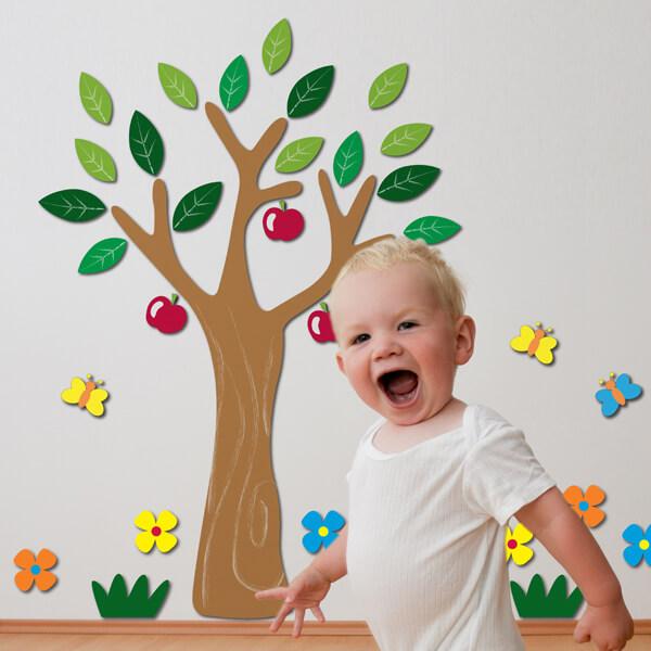 foam - albero di mele