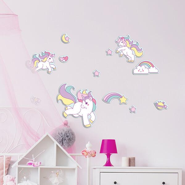 foam - unicorns