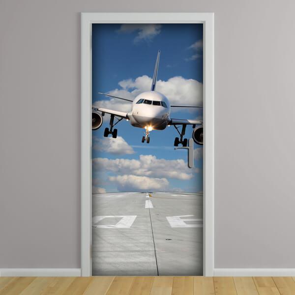 rivestimento per porta - aereo 1