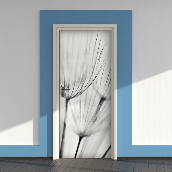 rivestimento per porta - soffioni