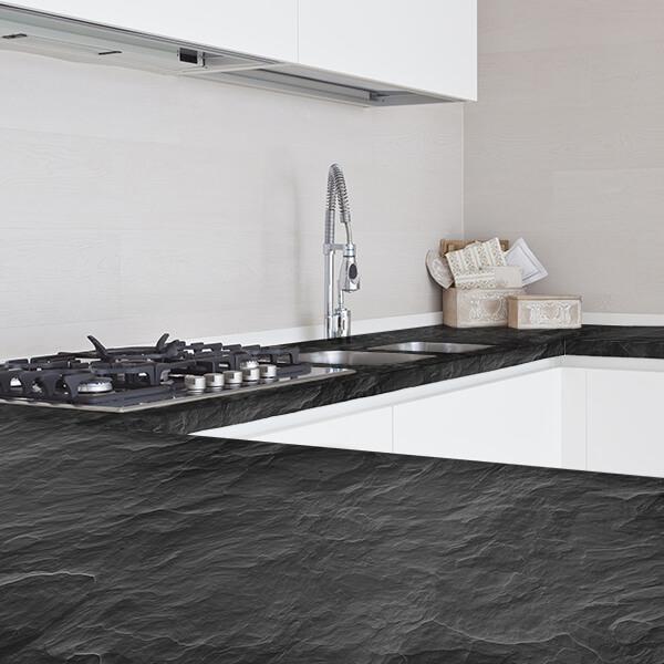 Rivestimenti per piani cottura - black marble