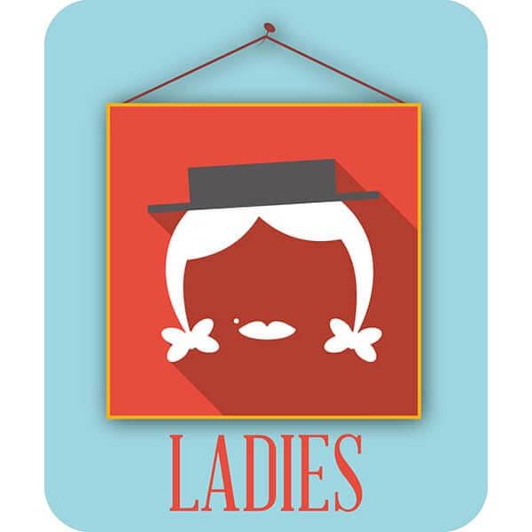targhette in forex - ladies disegno