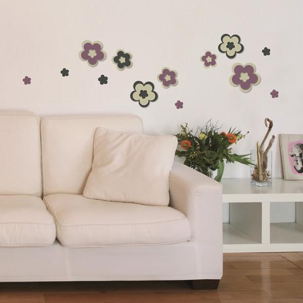 foam - flowers