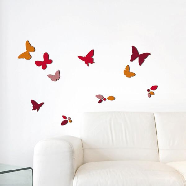 foam - farfalle