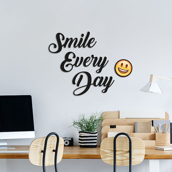Foam - Smile every day
