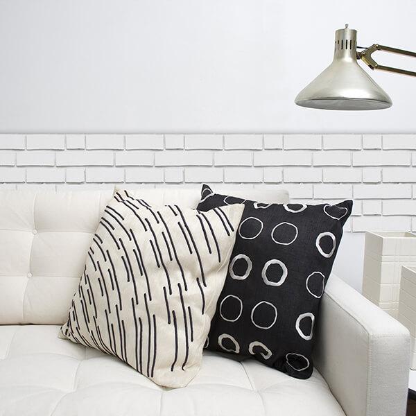 paracolpi - white bricks 2