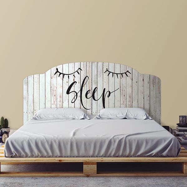 testiera letto matrimoniale - sleep