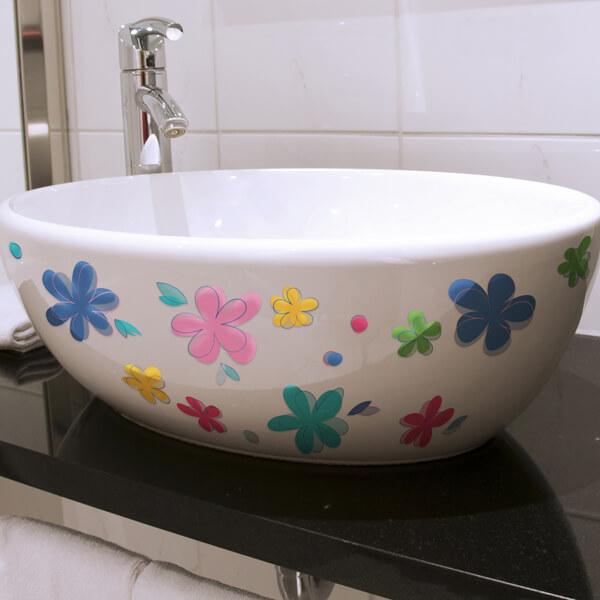 creative - fiorellini colorati