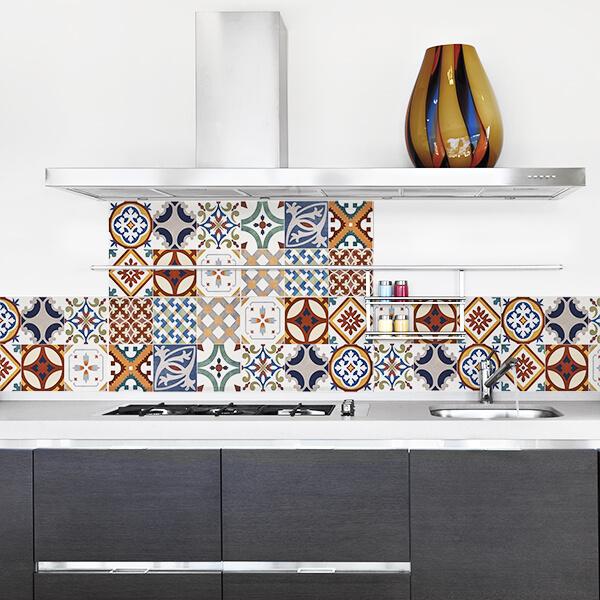 paraschizzi XL - red azulejos