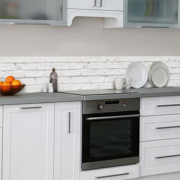 maxi bordi - white bricks