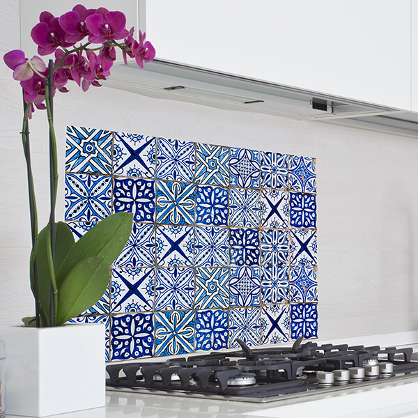 paraschizzi - blue azulejos