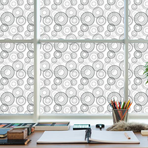rivestimenti per vetri - circles