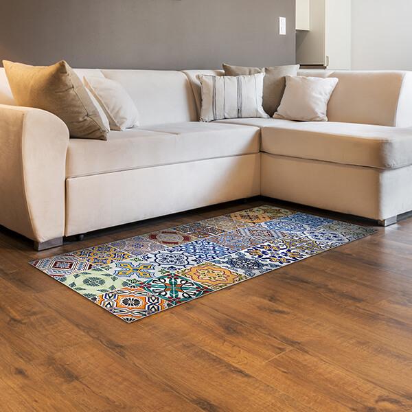 passatoia - spring tile carpet