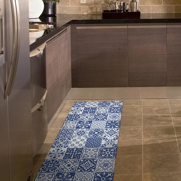 passatoia - azulejos tle carpet