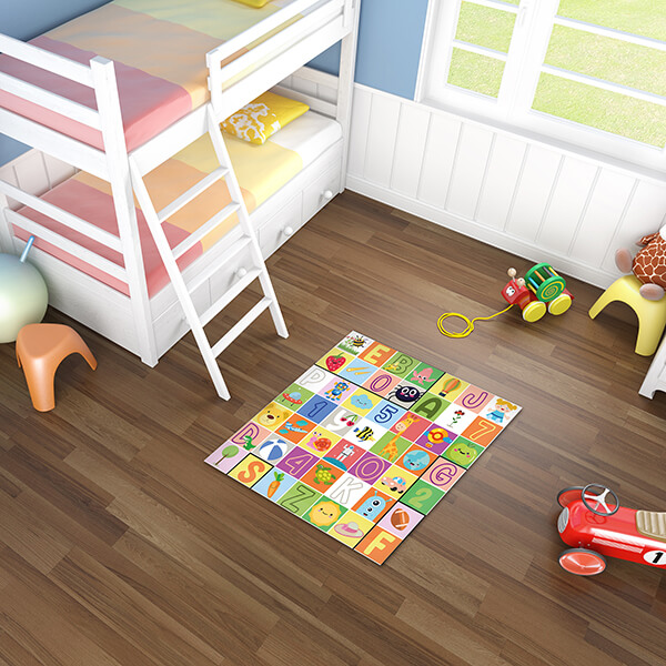 tappeto per camerette - kids playground