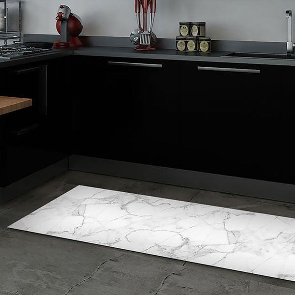 passatoia - white marble