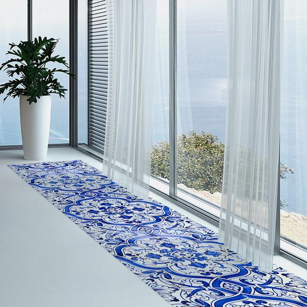 passatoia - dutch tiles