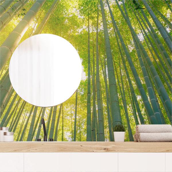 fotomurale - bamboo