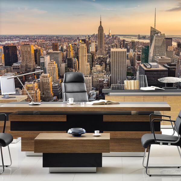 fotomurale - new york