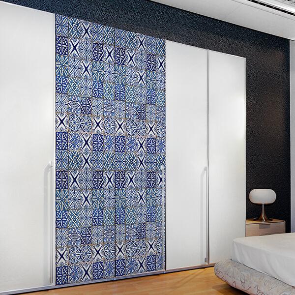 Rivestimenti per pavimenti - blue azulejos