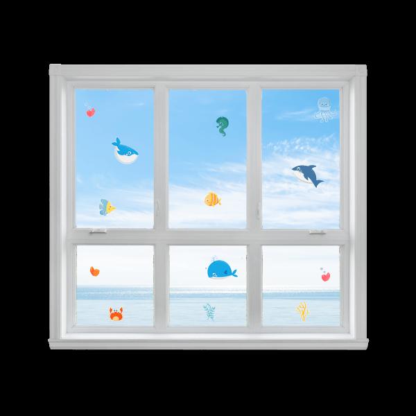 decori vetri camerette crearreda