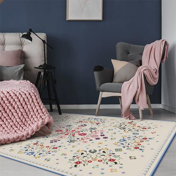 tappeto - floreal fantasy